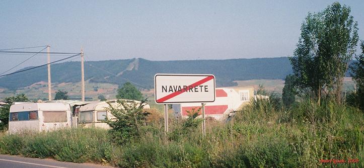 Navarrete nunca mais!