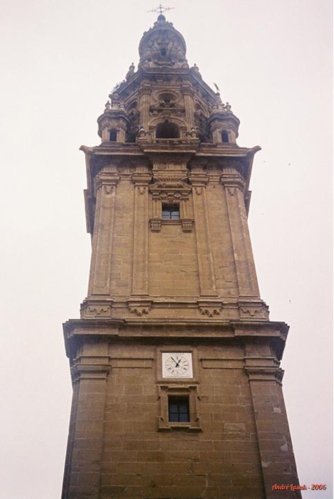 Detalhe da Catedral de Santo Domingo de la Calzada