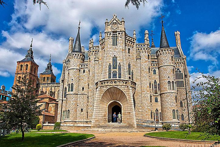 Cidades 25 Astorga - Palácio Episcopal