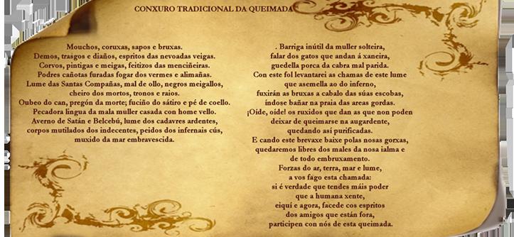 Conxuro da Queimada, de Mariano Marcos Abalo (1967)