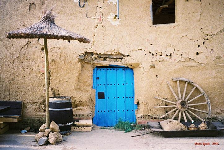 Casa em Moratinos que oferece chá aos peregrinos